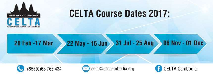 celta application assessment Celta (certificate in celta is a continuous assessment course (ie participants are assessed throughout the course) leading to a certificate the application and interview process is intentionally rigorous to ensure candidates have the potential to pass the course and the failure rate is.